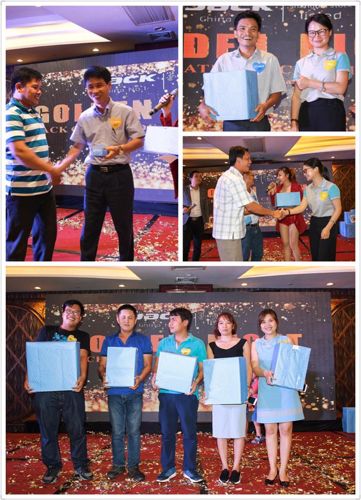 Vietnam】Vietnam Celebrated Jack 22nd Birthday